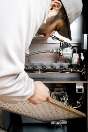 Indoor Air quality HVAC service in San Diego