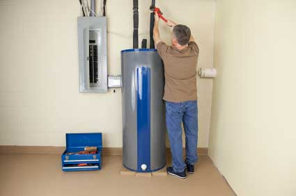 fall is a great time to perform your water heater maintenance.